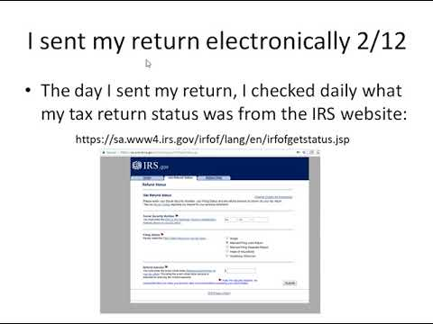 It took me about 10 days to get my 2017 IRS Tax Refund.  Not Bad.  Filed 2/12/18