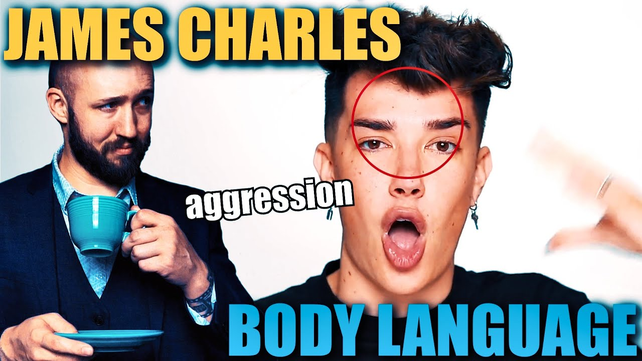 Body Language Analyst REACTS to James Charles FASCINATING Apology | Episode 51