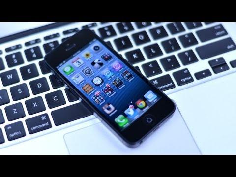 Jailbreak iPhone 5, iPod touch 5G & iPad mini on iOS 6.1 with evasi0n