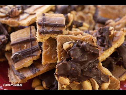 How to Make Chocolate Crack | Simply Bakings
