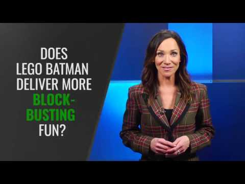 Laurie Burke-Lego Batman-Movie Review-Common Sense Media