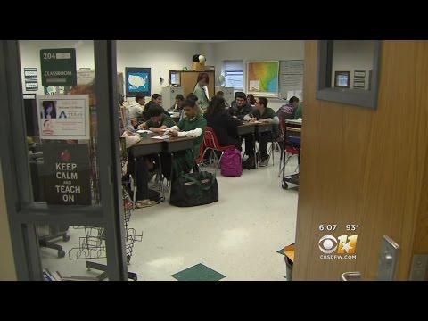 Report: Texas School Children Need To Catch Up