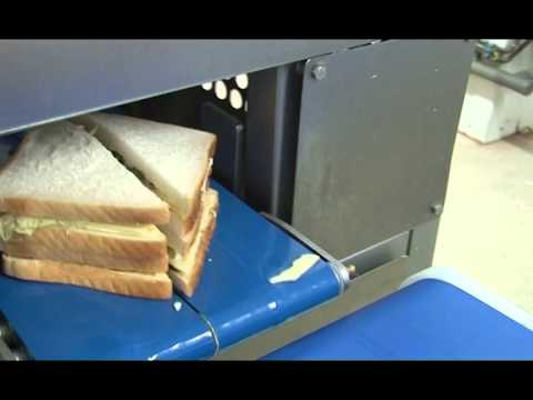 Ultrasonic sandwich and wrap cutter