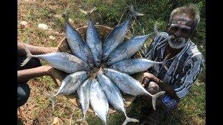FISH BIRIYANI Prepared by My daddy in my Village / Village food factory / ARUMUGAM