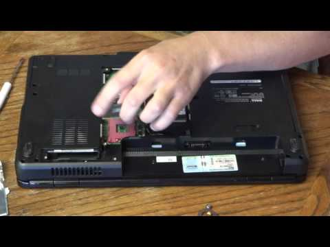Dell Inspiron 1545 Processor and RAM Upgrade