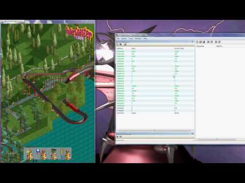 How to find mouse position in RAM for a windowed game.  Quick tutorial.