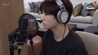 [BANGTAN BOMB] Behind the scenes, recording Euphoria (DJ Swivel Forever Mix ver.) - BTS (방탄소년단)