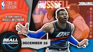 The Divine Comedy Of Russell Westbrook