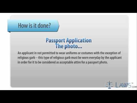 Learn How to Fill the Passport Application Form DS-11 US Passport Application Form