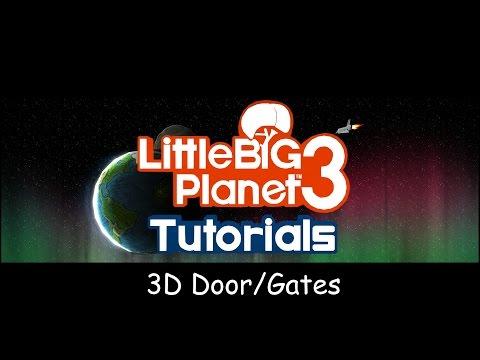 LBP3 Tutorials [3D Door / Gate]