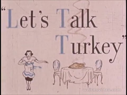 Let's Talk Turkey - 1955