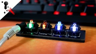 archive] ASMR Mechanical Keyboard Review and Typing Sounds