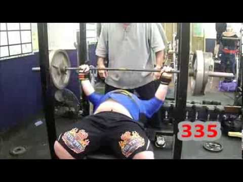 Henry Thomason  - F6 vs Super Katana - Titan Support Systems - Dialing in Bench Shirts for Russia