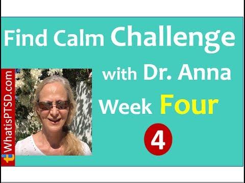 Change my Mean Self-Talk!: Find Calm Challenge - Week 4 of 10