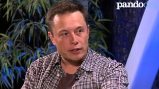 PandoMonthly: Fireside Chat With Elon Musk