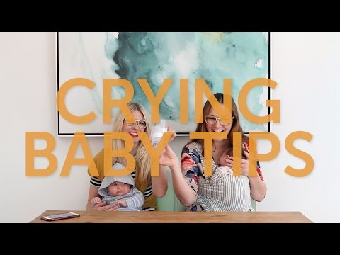 How To Stop A Crying Baby (Colic Baby Remedies)