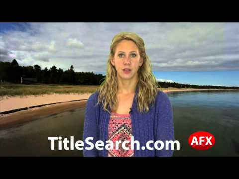 Property title records in Livingston County Michigan   AFX