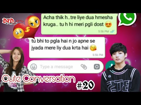 Cute Conversation of Boy and Girl|Best friend forever |Friendship day