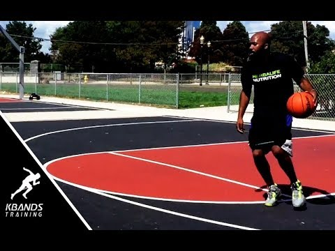 Increase Basketball Crossover Speed | Explosive Power On The Court
