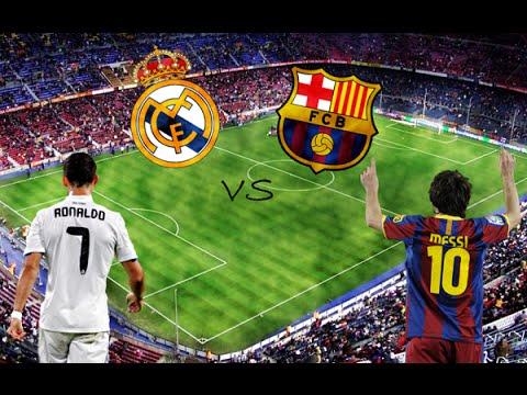 Real Madrid VS Barcelona FC