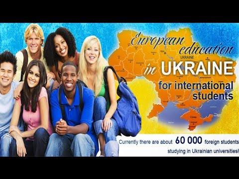 How to Apply to study in ukraine