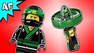 Lego Ninjago Movie: LLOYD SPINJITZU Master 70628 Speed Build
