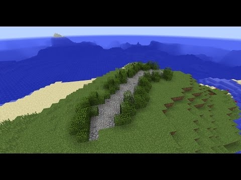 How to make a good path in Minecraft