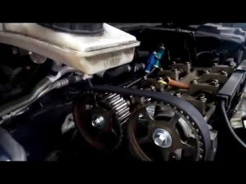 Ford focus 2005 timing belt replacement