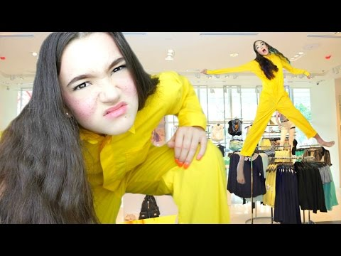 Wearing UGLY High Fashion Jumpsuit (REACTIONS!)... FionaFrills