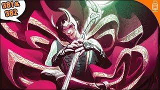 Loki Sorcerer Supreme - Doctor Strange #381 & #382