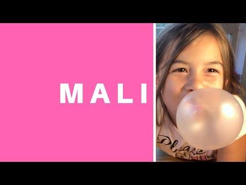 How To Blow Bubble Gum Bubbles
