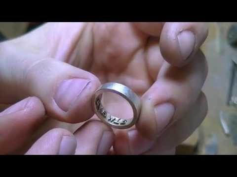 How to make a Ring Bigger.