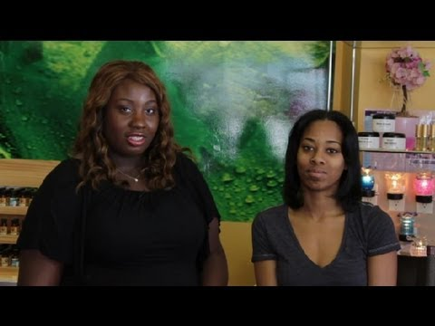 How Do I Get an Even-Toned Face Without Makeup for Women of Color? : Makeup Application