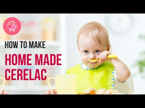 Cerelac baby food recipe | sathu maavu for babies
