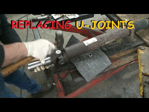 How To Replace A U-Joint