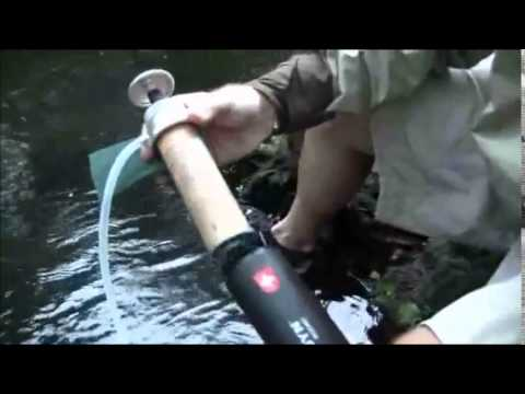 [Katadyn Water Filter] Katadyn Pocket Water Filter