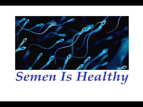 Signs of Your Semen Is Healthy & Strong -Health tips