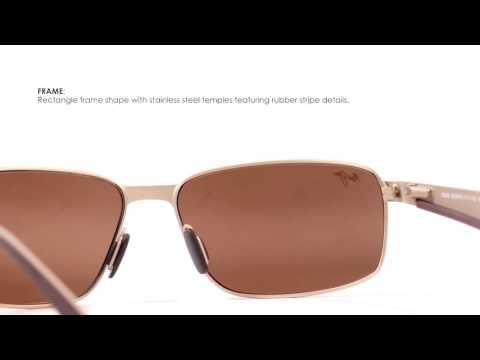 Maui Jim Sunglasses Glasgow - Backswing at Peter Ivins Eye Care Bearsden Opticians