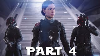 STAR WARS BATTLEFRONT 2 Walkthrough Gameplay Part 4 - Gleb - Campaign Mission 4 (BF2 Battlefront II)