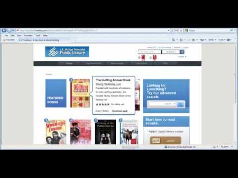 How to download Freading e-books to a PC