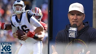 Team in worse shape: Cowboys or Rams? | Kanell & Bell