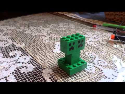 Beak N Feathers History-very First Minecraft Stopmotion
