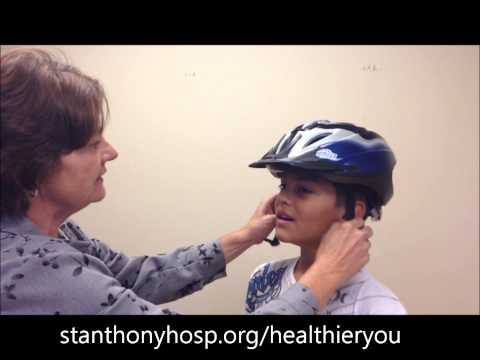 How a Bike Helmet Should Fit