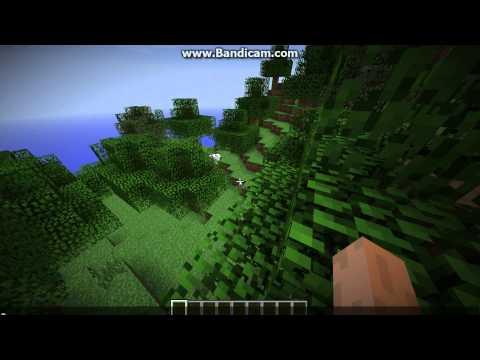 Minecraft 1.7.4 Cracked (1.3.7 launcher version)