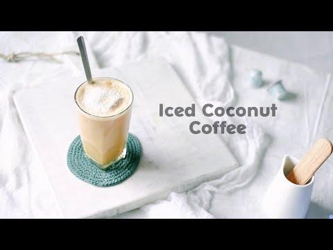 Iced Coconut Coffee | AU/NZ
