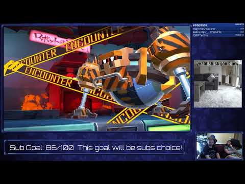 Week of Twopid.  Final Day.  Kludge plays Mighty No. 9