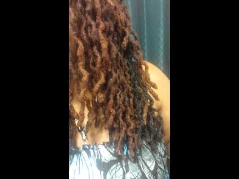 Advice regarding frizz for people with locs