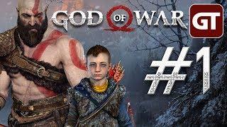 God of War PS4 Gameplay German #1 - Let's Play God of War 2018 Deutsch