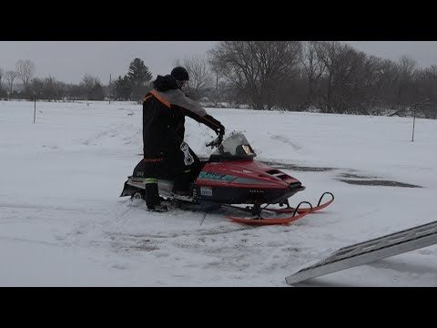 Boggy Snowmobile Problems and fixes Ep #1