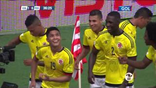 Colombia Vs Perú 2 0 Eliminatorias Rusia 2018 (Oct 8 2015) (Full HD 1080p)